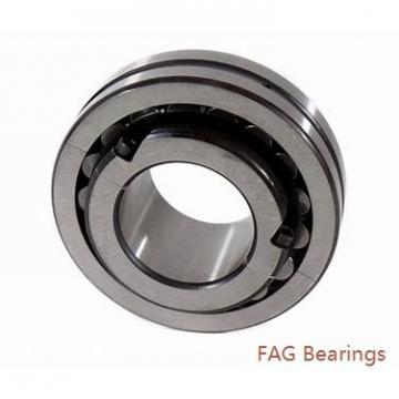 FAG B7010-C-T-P4S-UL CHINA Bearing 50×80×16