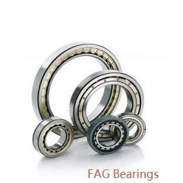 100 mm x 160 mm x 61 mm  FAG 801215A CHINA Bearing 110x160x66