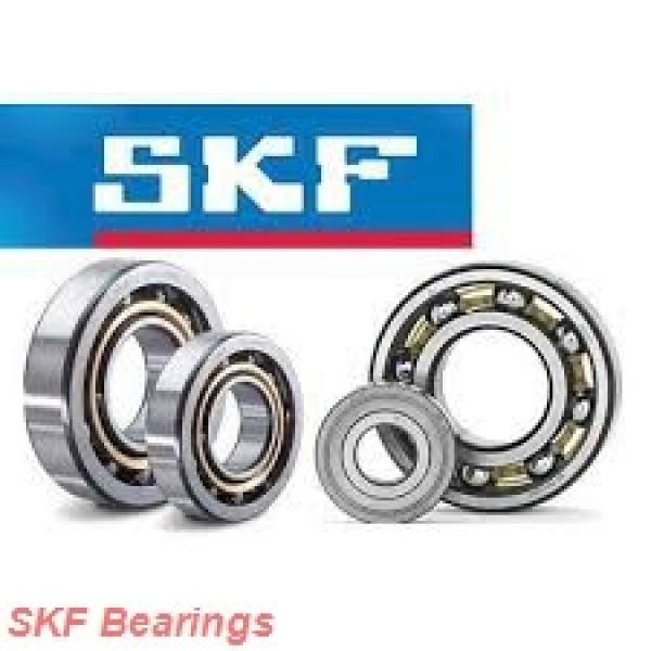SKF NJ317ECMC3 AUSTRALIAN  Bearing 85×180×41 #1 image