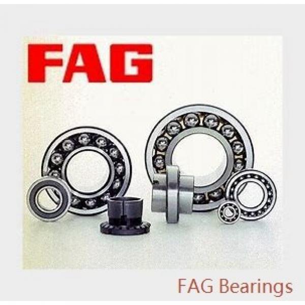 FAG B7017 E TBTL P4S CHINA Bearing 85*130*66 #2 image