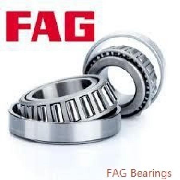 FAG B7011-E-T-P4S-DUL CHINA Bearing 55*90*18 #1 image
