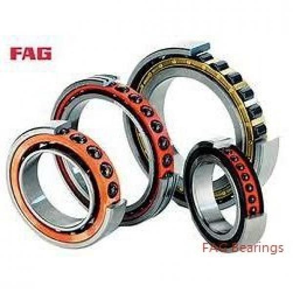 FAG B7020-E-T-P4S-UL CHINA Bearing 100*150*24 #2 image