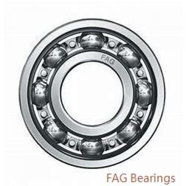 100 mm x 160 mm x 61 mm  FAG 801215A CHINA Bearing 110x160x66 #1 image