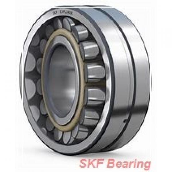 SKF NU3238X2M/C3 Belgium Bearing 190x340x120 #1 image