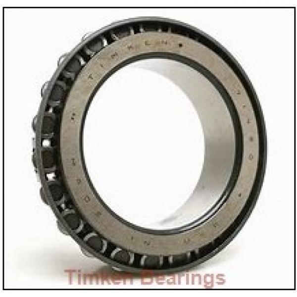 9 mm x 26 mm x 11,1 mm  TIMKEN 39KTD USA Bearing 9*26 #1 image