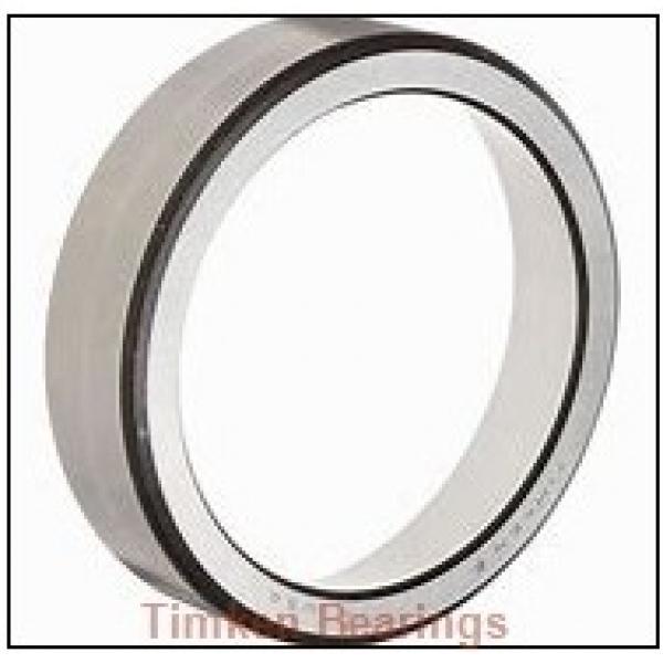 TIMKEN 6206 2RS C3 USA Bearing 25x52x15 #1 image